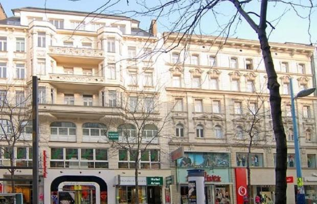 фото отеля Hotel Pension Arian изображение №1