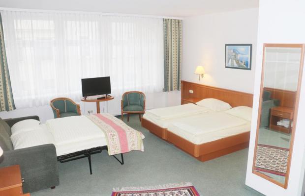 фотографии отеля Hotel Pension Arian изображение №11