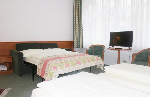 фотографии отеля Hotel Pension Arian изображение №7