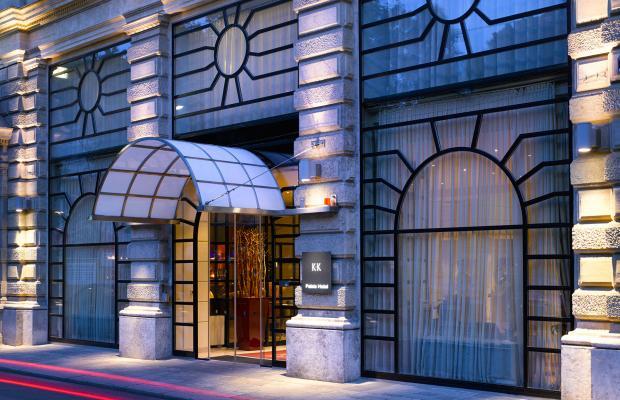 фото отеля K+K Palais Hotel изображение №45