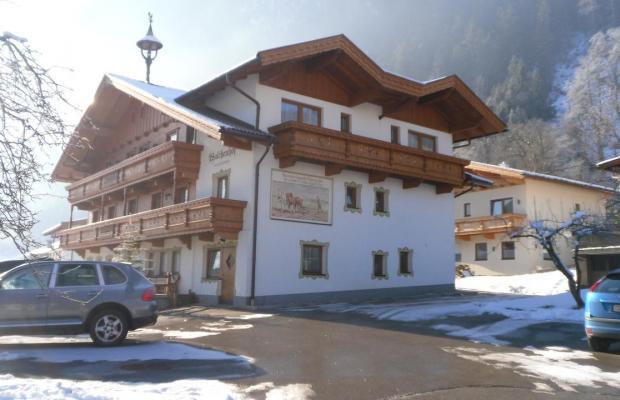фото отеля Gaestehaus Schneeberger изображение №9