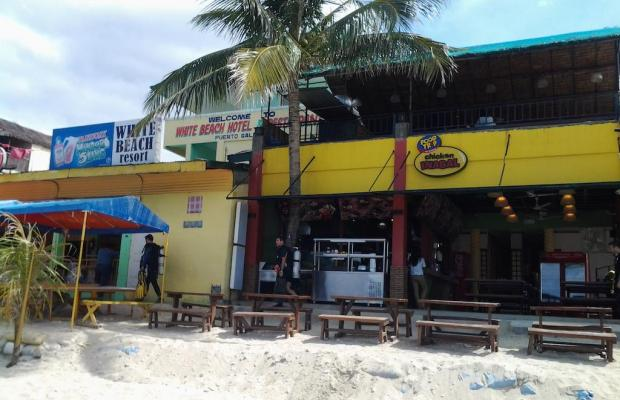 фото отеля White Beach Hotel Bar and Restaurant изображение №21