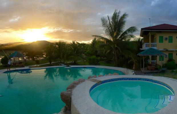 фотографии отеля Moalboal Beach Resort изображение №7