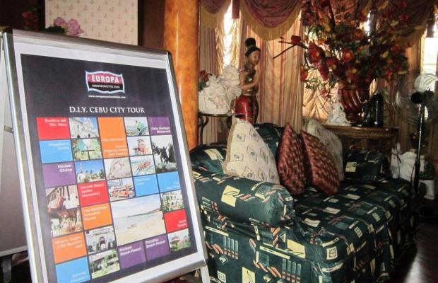фотографии отеля Europa Mansionette Inn изображение №3