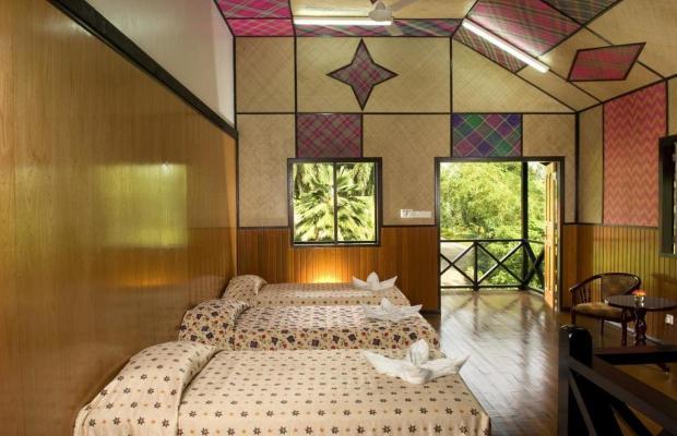 фото отеля Sepilok Nature Resort изображение №21
