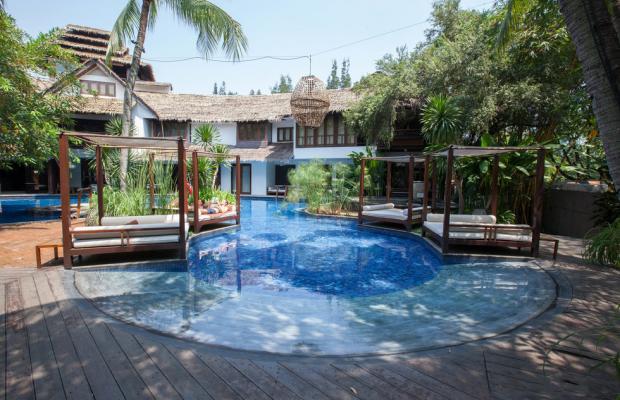 фотографии отеля Villa Samadhi изображение №19