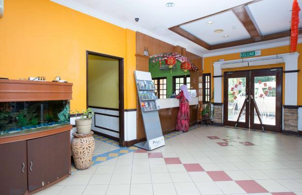фотографии отеля Geo Park Hotel Oriental Village изображение №15