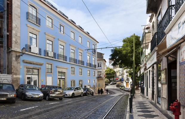 фото отеля Hello Lisbon Castelo Apartments изображение №1