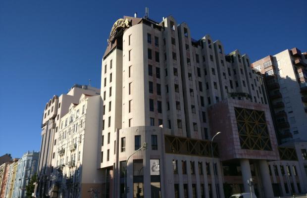 фото отеля Hotel Alif Campo Pequeno изображение №1