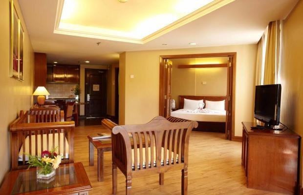 фотографии отеля Palm Garden IOI Resort изображение №7