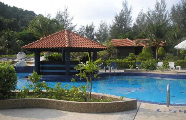 фотографии Sibu Island Resort изображение №4