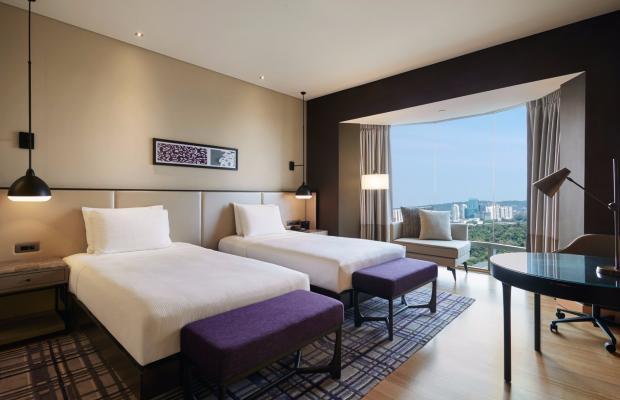 фотографии отеля Hilton Kuala Lumpur изображение №23