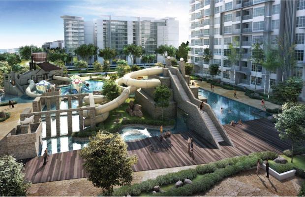 фотографии отеля Swiss-Garden Resort Residences Kuantan  изображение №3