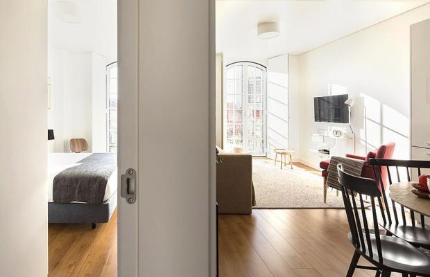 фотографии отеля Lisbon Serviced Apartments - Baixa Castelo изображение №3
