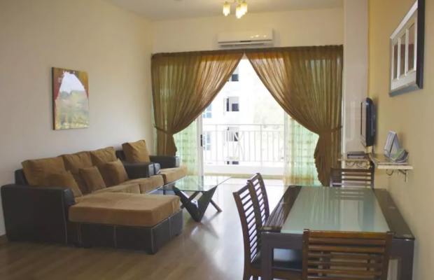 фотографии One Borneo Tower B Service Condominiums изображение №8