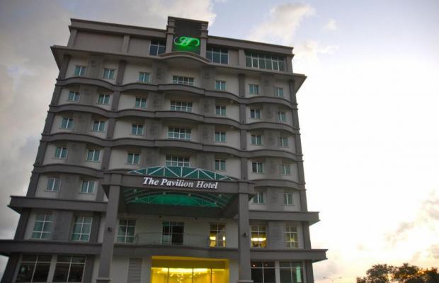 фотографии отеля The Pavilion Hotel изображение №27