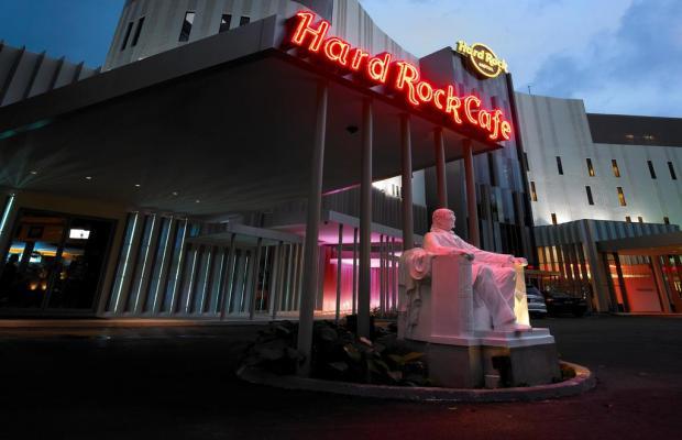 фото отеля Hard Rock Hotel Penang изображение №9
