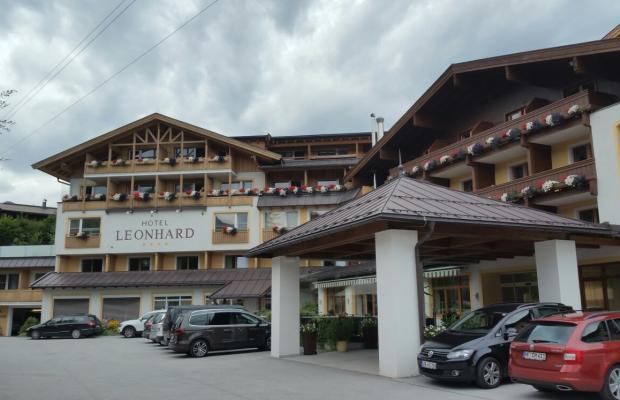 фотографии отеля Leonhard изображение №7