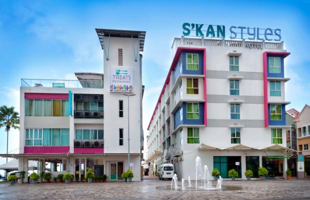 фото отеля S'kan Styles Hotel (ex. Swiss Inn Waterfront) изображение №1