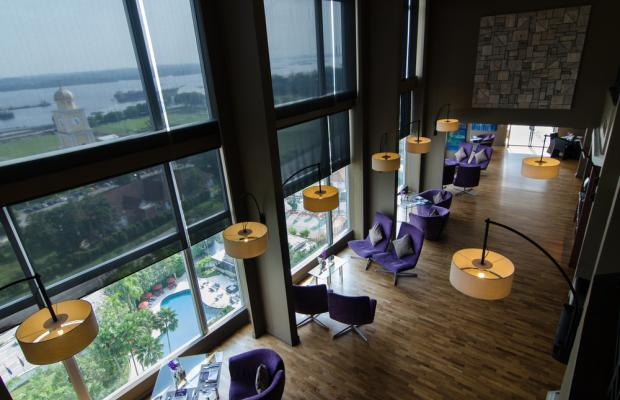 фото отеля Thistle Johor Bahru Hotel (ех. Hyatt Regency) изображение №21