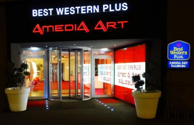 фотографии Best Western Plus Amedia Art Salzburg изображение №20