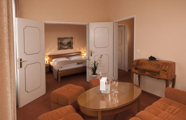 фотографии отеля Vier Jahreszeiten изображение №3
