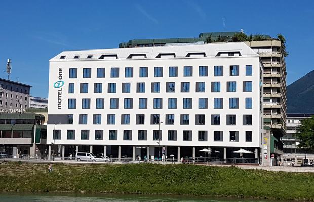 фото отеля Motel One Salzburg-Mirabell изображение №1