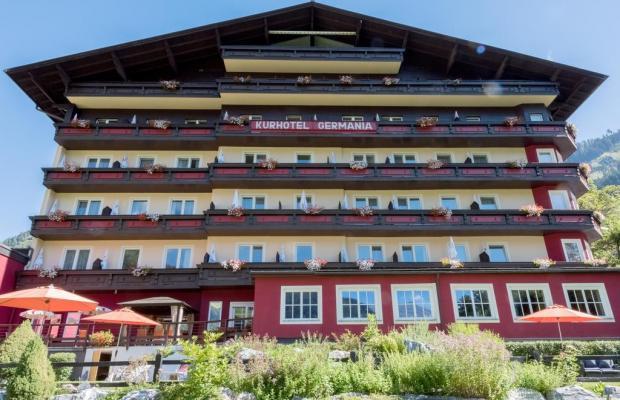 фотографии отеля Germania Gastein изображение №11