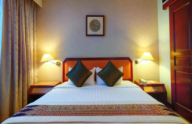 фотографии отеля Shangri-La Kota Kinabalu изображение №15