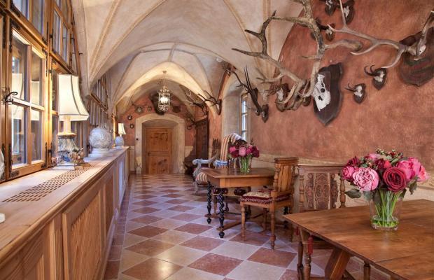 фотографии отеля Schloss Matzen изображение №27