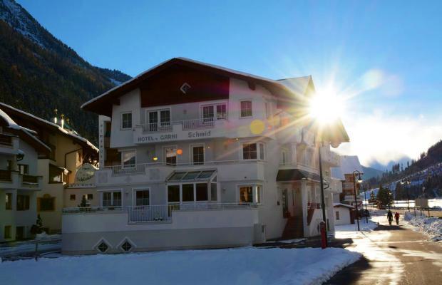 фотографии отеля Hotel Garni Schmid изображение №3