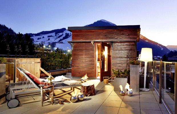 фото Alpen-Karawanserai (ex. Blumenhotel Tirolerhof) изображение №14