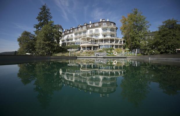 фотографии Hotel Schloss Seefels изображение №28