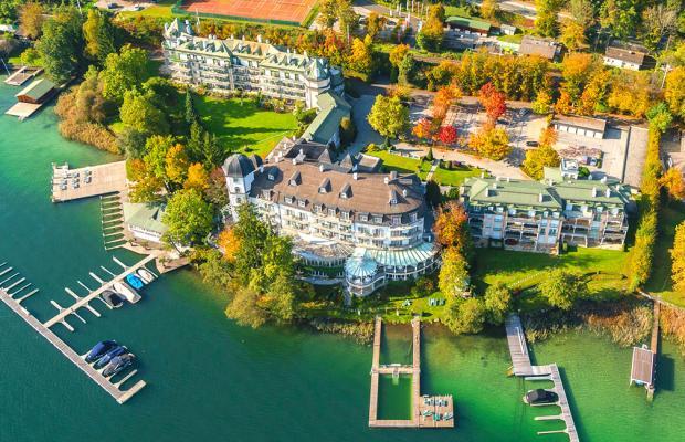 фотографии Hotel Schloss Seefels изображение №16