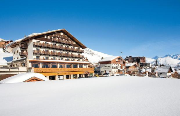 фото отеля Hotel Le Castillan Alpe d`Huez изображение №1