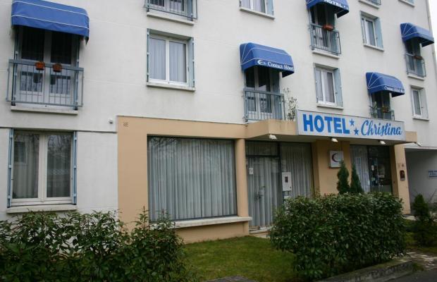 фото отеля Hotel Christina Chateauroux изображение №1