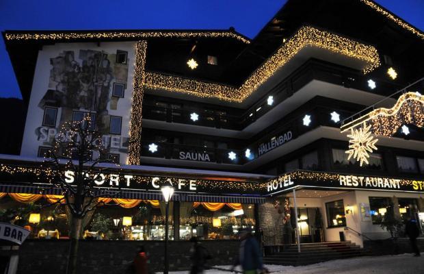 фотографии отеля Sporthotel St. Anton изображение №11