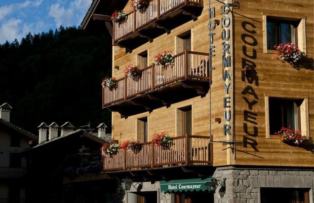 фото Courmayeur Hotel изображение №10