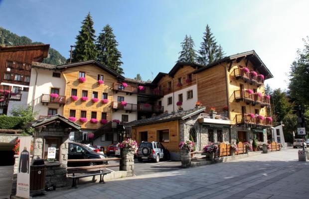 фото Courmayeur Hotel изображение №2