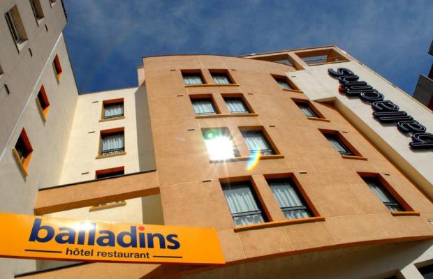 фотографии отеля Balladins Annecy изображение №23