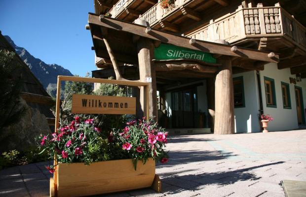 фото отеля Alm-Ferienclub Silbertal изображение №17