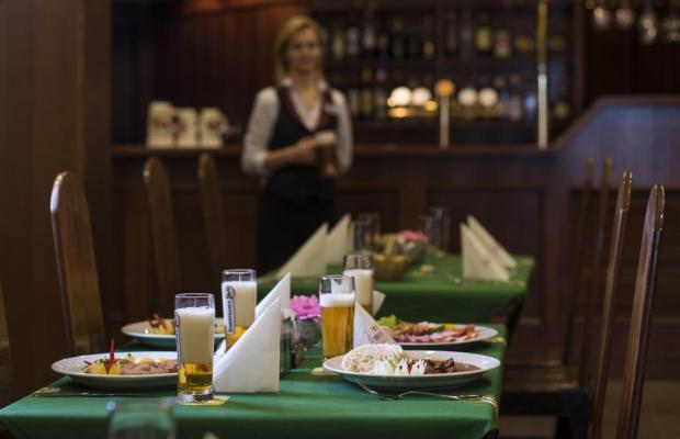 фотографии отеля Top Hotel Prague изображение №11