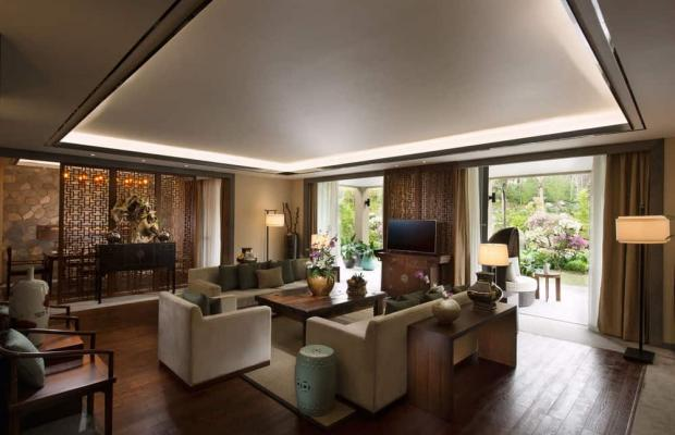 фото DoubleTree Resort by Hilton Hotel Hainan - Qixianling Hot Spring изображение №10
