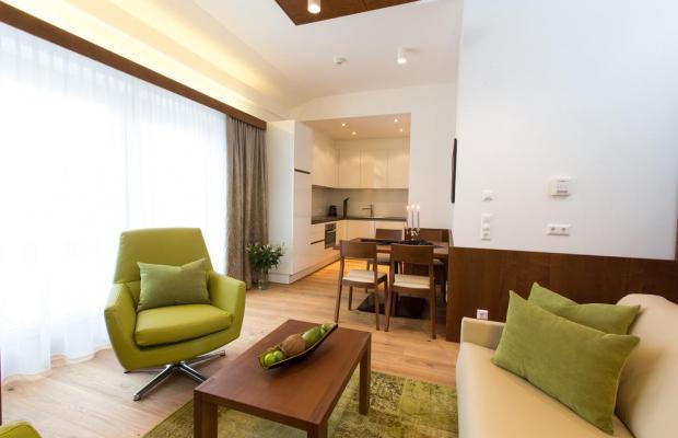 фото отеля Schneeweiss lifestyle - Apartments - Living изображение №57