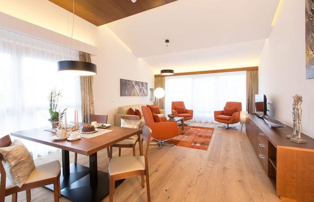 фото отеля Schneeweiss lifestyle - Apartments - Living изображение №29