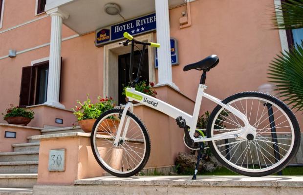 фотографии отеля Best Western Hotel Riviera изображение №19