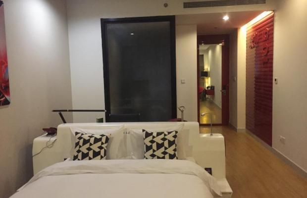 фотографии отеля Tangram Hotel Xinyuanli изображение №7