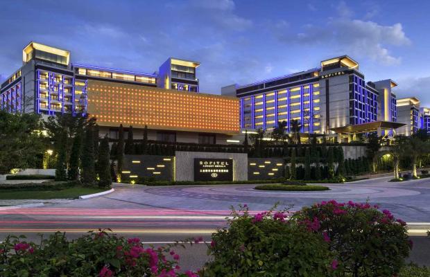 фотографии Sofitel Sanya Leeman Resort изображение №20
