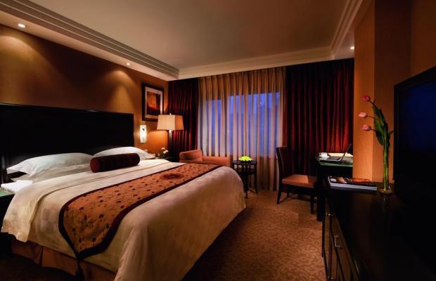 фотографии Sunworld Dynasty Hotel Beijing (ex. Tianlun Dynasty) изображение №24