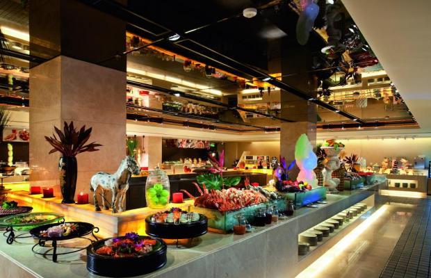 фотографии Sunworld Dynasty Hotel Beijing (ex. Tianlun Dynasty) изображение №12